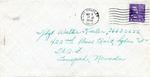 Walter Keeler Correspondence #230
