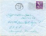 Walter Keeler Correspondence #231