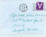 Walter Keeler Correspondence #234