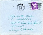 Walter Keeler Correspondence #235