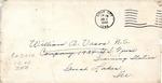William Vasos World War Two Correspondence #05