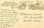 William Vasos World War Two Correspondence #08