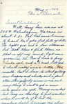 William Vasos World War Two Correspondence #13