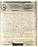 William Vasos World War Two Correspondence #15