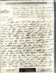 William Vasos World War Two Correspondence #17