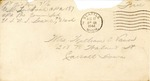 William Vasos World War Two Correspondence #19 by Tom Gibbons