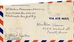 William Vasos World War Two Correspondence #20