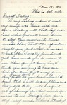 William Vasos World War Two Correspondence #23