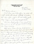 William Vasos World War Two Correspondence #28