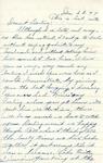 William Vasos World War Two Correspondence #32