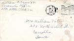 William Vasos World War Two Correspondence #34