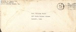William Vasos World War Two Correspondence #35