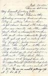 William Vasos World War Two Correspondence #38