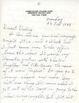 William Vasos World War Two Correspondence #39