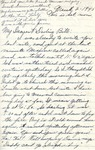 William Vasos World War Two Correspondence #40