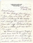 William Vasos World War Two Correspondence #43