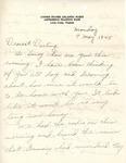 William Vasos World War Two Correspondence #46