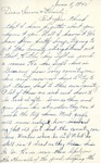 William Vasos World War Two Correspondence #48
