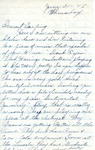 William Vasos World War Two Correspondence #49