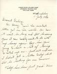 William Vasos World War Two Correspondence #52