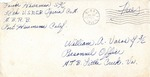 William Vasos World War Two Correspondence #53