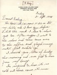 William Vasos World War Two Correspondence #54