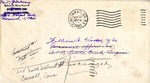 William Vasos World War Two Correspondence #57