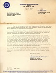 William Vasos World War Two Correspondence #63