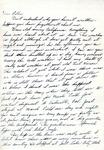 William Vasos World War Two Correspondence #64