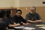 Yorba-Chapman Writing Partnership Anthology of Journalistic Writing Photos